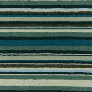 Tapis Havana Teal - The Glasgow Guild