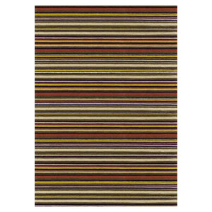 Tapis Havana Terracotta Large - The Glasgow Guild