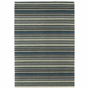 Tapis Havana Teal Large - The Glasgow Guild