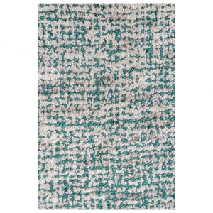 Tapis Tweed Teal - The Glasgow Guild