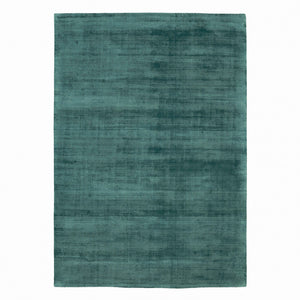 Tapis Patine Teal - The Glasgow Guild
