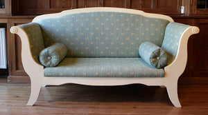 A Gustavian Style Sofa