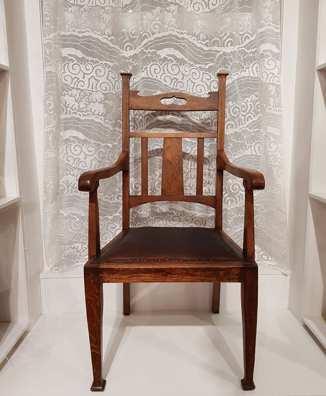 An Arts & Crafts Armchair by Liberty of London
