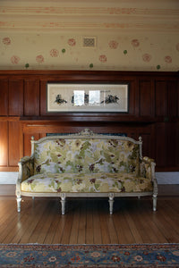 A Louis XV sofa