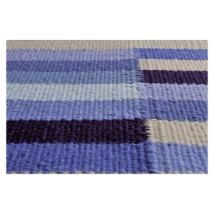 Tapis Colorama Blue - The Glasgow Guild