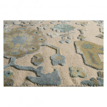 Load image into Gallery viewer, Tapis Babylone Blue