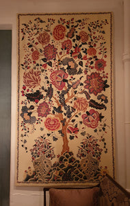 Tree of life wall hanging - The Glasgow Guild