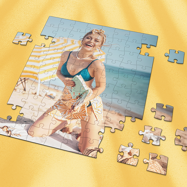 Personalized Photo Jigsaw Puzzle Best Indoor Games - 35-1000 pieces