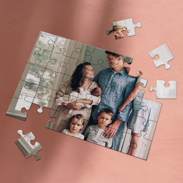 Custom Photo Jigsaw Puzzle Best Indoor Games - 35-1000 pieces