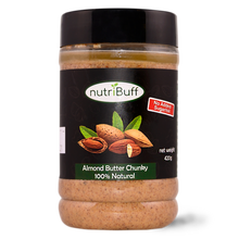 Load image into Gallery viewer, Nutribuff Almond Butter 420g - TAYYIB - Nutribuff - Lahore