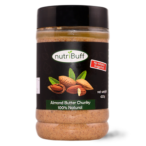 Nutribuff Almond Butter 420g