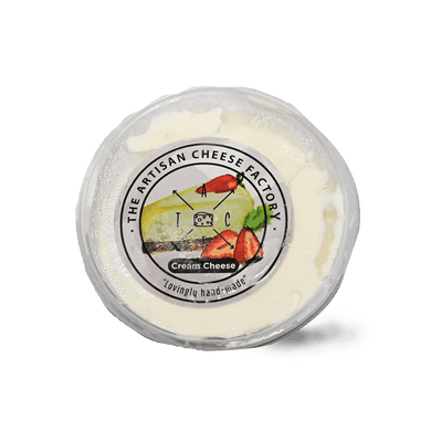 Artisan Cream Cheese 200g - TAYYIB - Artisan Cheese - Lahore