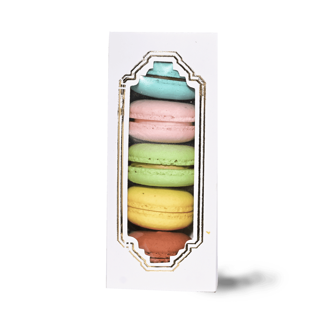Assorted Macaron Box - TAYYIB - Cocoa and Cheese - Lahore
