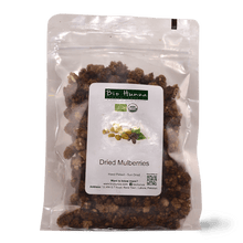 Load image into Gallery viewer, Bio Hunza Mulberries 350g - TAYYIB - Bio Hunza - Lahore