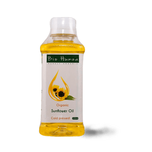 Bio Hunza Sunflower Oil 235ml - TAYYIB - Bio Hunza - Lahore