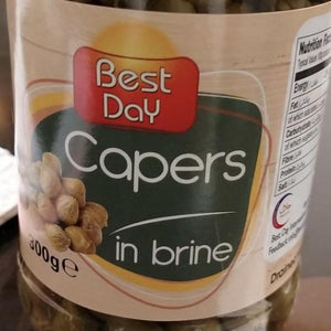 Capers in Brine 300g - TAYYIB - Best Day - Lahore