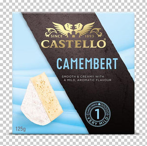 Castello Camembert Cheese 125g - TAYYIB - Castello - Lahore