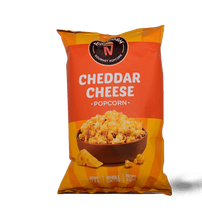 Load image into Gallery viewer, Cheddar Cheese Popcorn - TAYYIB - Pop Nosh - Lahore