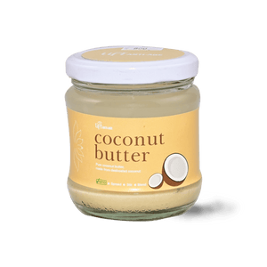 Coconut Butter 150g - TAYYIB - The Kimchi Girl - Lahore