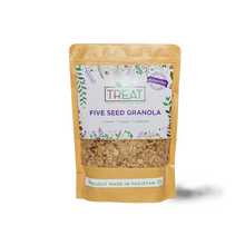 Load image into Gallery viewer, Five Seed Granola (Sugar Free) - TAYYIB - Treat - Lahore