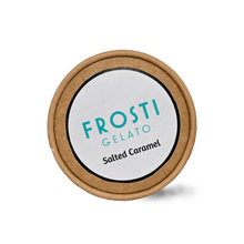 Load image into Gallery viewer, Frosti Salted Caramel Gelato - TAYYIB - magic foods enterprises - Lahore