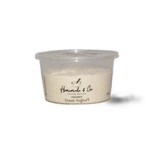 Greek yogurt (Coconut) 300g - TAYYIB - Homemade & Co. - Lahore