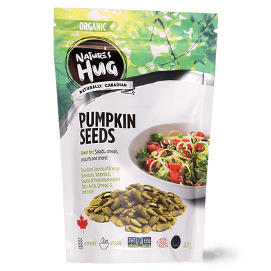 NH Pumpkin Seeds 300g - TAYYIB - Nature's Hug - Lahore