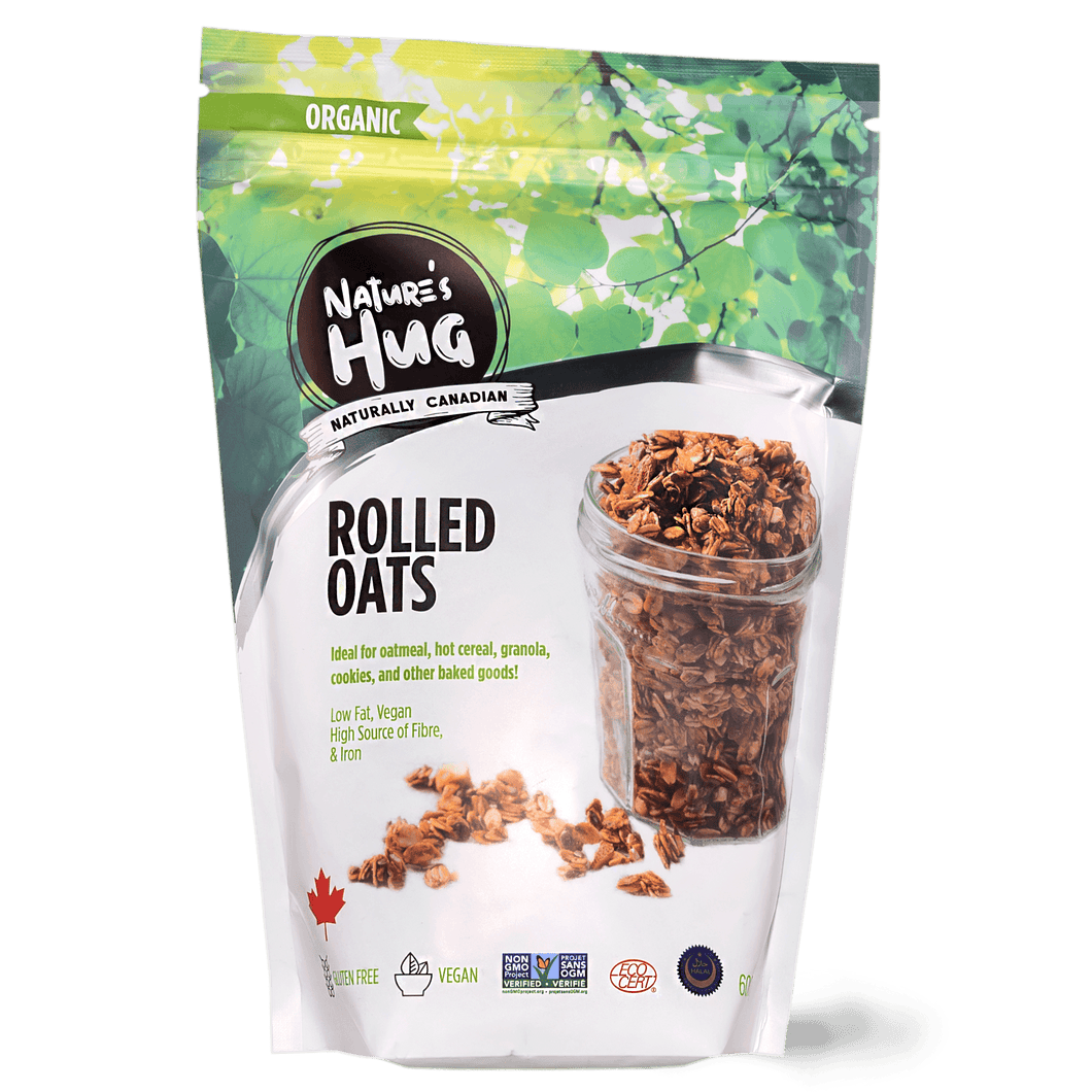 NH Rolled Oats 600g - TAYYIB - Nature's Hug - Lahore