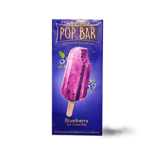 Load image into Gallery viewer, Pop Bar Blueberry Ice Cream - TAYYIB - Wholesome Foods - Lahore