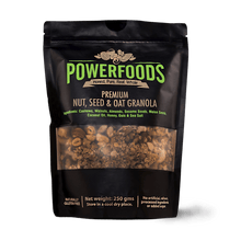 Load image into Gallery viewer, Premium Nut Seed Granola 250g - TAYYIB - Power Foods - Lahore