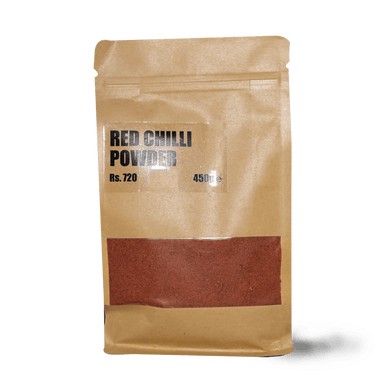 Red Chilli Powder 450G - TAYYIB - Tayyib Foods - Lahore