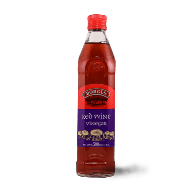 Red Wine Vinegar 500ml - TAYYIB - Borges - Lahore