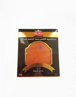 Smoked Salmon 200g - TAYYIB - Delsea - Lahore