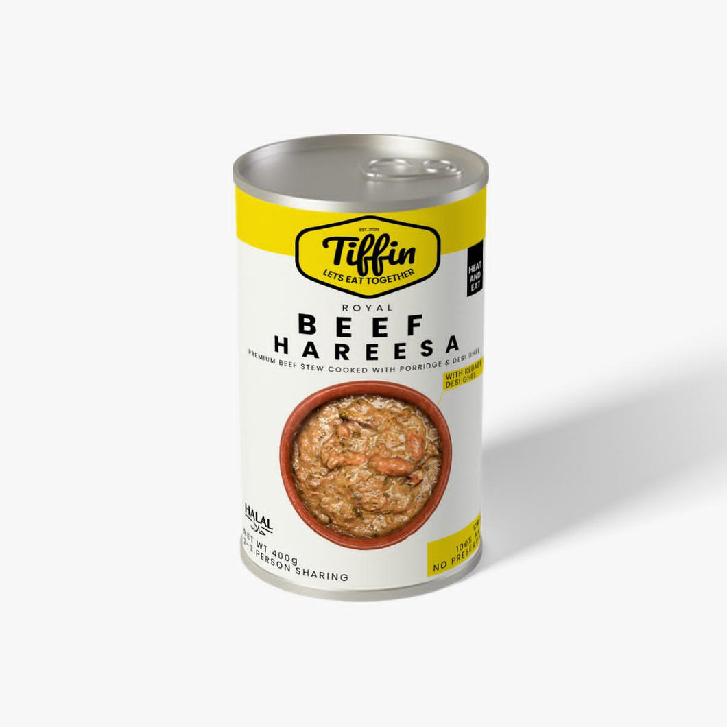 Tiffin Beef Hareesa 400g - TAYYIB - Tiffin Delights - Lahore