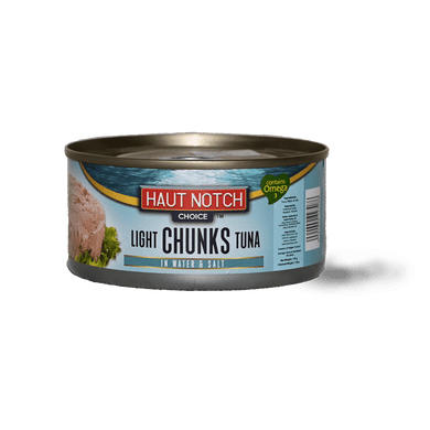 Tuna Chunks in Brine 170g - TAYYIB - Haut Notch - Lahore