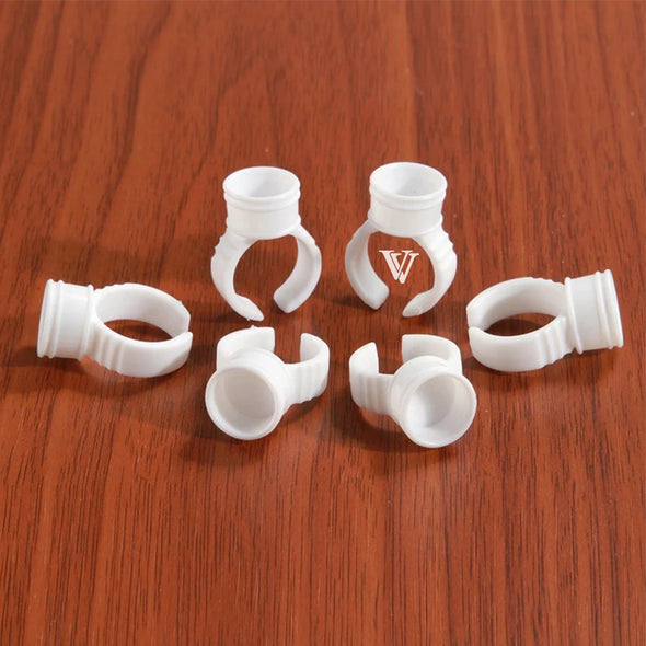 100PCS/BAG  LARGE GLUE RING