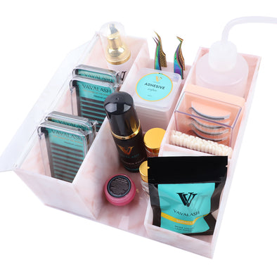 Eyelash Extension Organizer Storage Stand