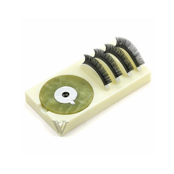 JADE STONE LASH & GLUE HOLDER PALLET