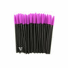 50PCS/PACK SILICONE MASCARA BRUSHES