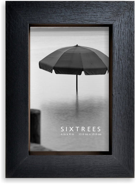 Provo Distressed Wood Picture Frame