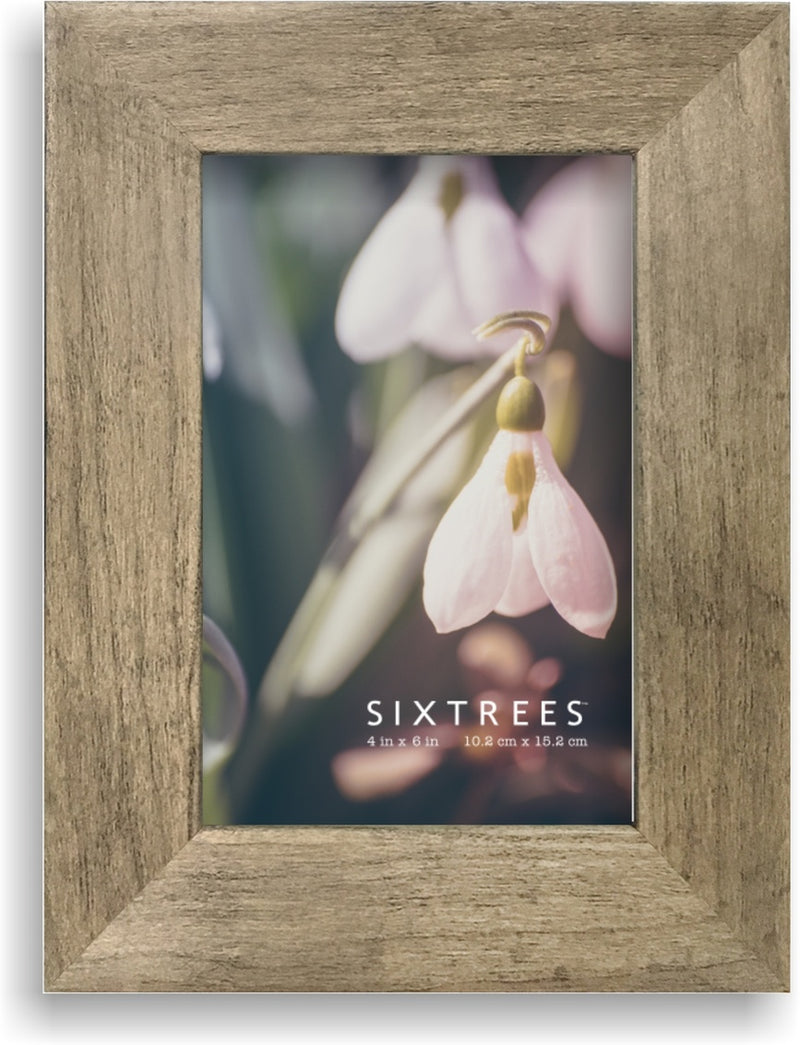 4 X 6 Gray Picture Frame Parker