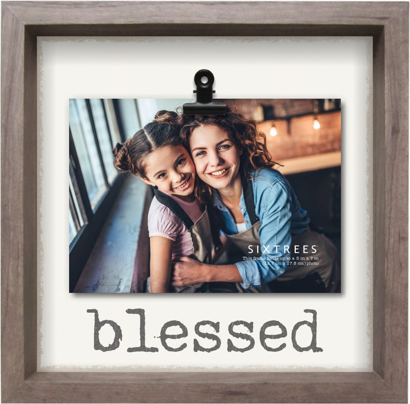 10 X 10 Picture Frame Frame Blessed