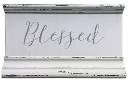 Molding Blessed - 5X8 Box Sign