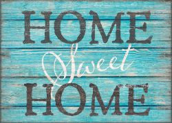 Home Sweet Home - 5X7 Box Sign