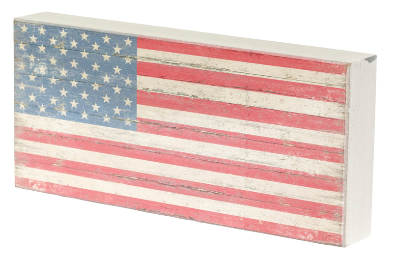 American Flag - 5X7 or 5X11 Box Sign