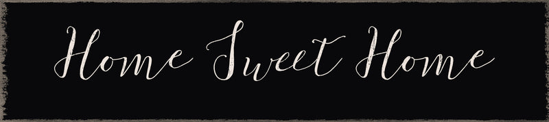18 X 4 Box Sign Home Sweet Home