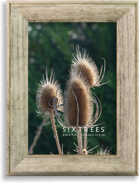 4 X 6 Gray Picture Frame Fayette