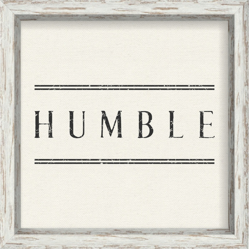 10 X 10 Box Sign Humble