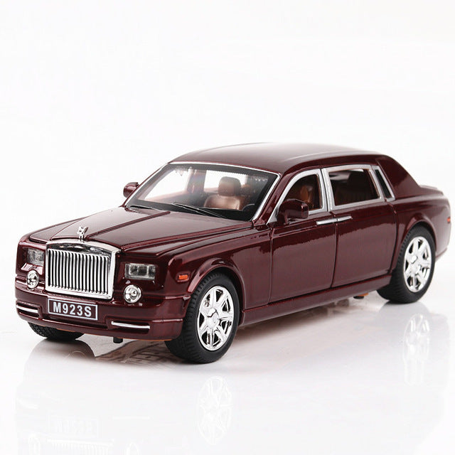 MODEL KIT AUTO - Rolls-Royce Phantom