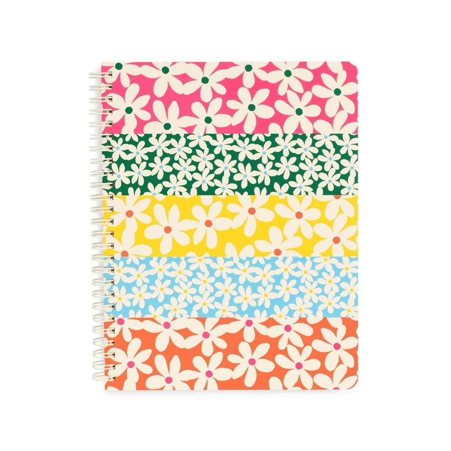 Daisies Rough Draft, Mini Notebook - Obxequio